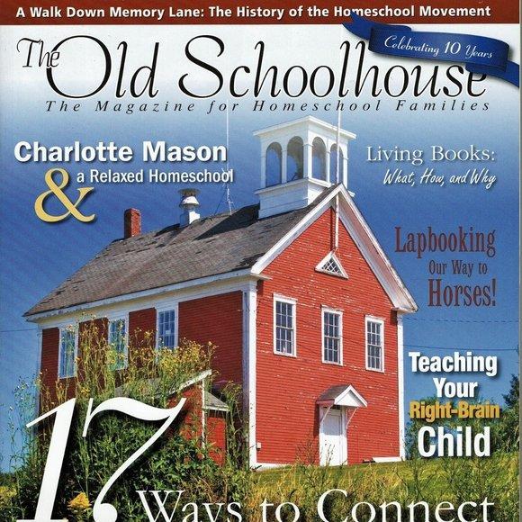 COVID School Homeschool Old Schoolhouse Magazine